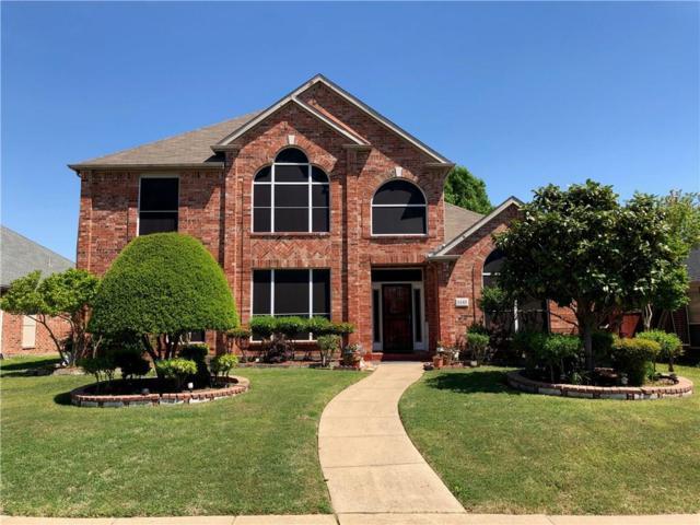 1410 Blakes Way, Garland, TX 75042 (MLS #14052068) :: The Hornburg Real Estate Group
