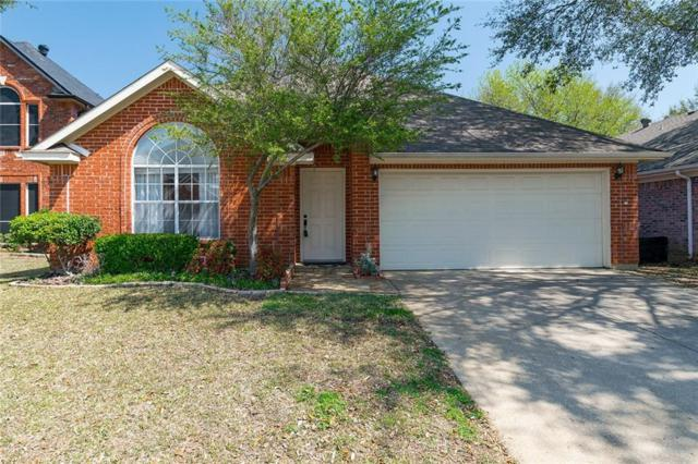 1848 Meyerwood Lane N, Flower Mound, TX 75028 (MLS #14052072) :: RE/MAX Landmark