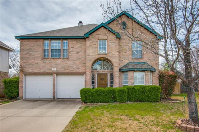 404 Alta Ridge Drive, Keller, TX 76248 (MLS #14052073) :: Frankie Arthur Real Estate