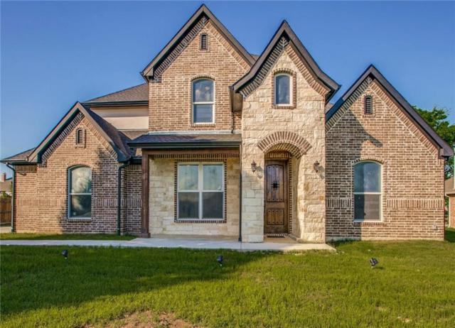 406 Timberside, Terrell, TX 75161 (MLS #14052099) :: The Paula Jones Team | RE/MAX of Abilene