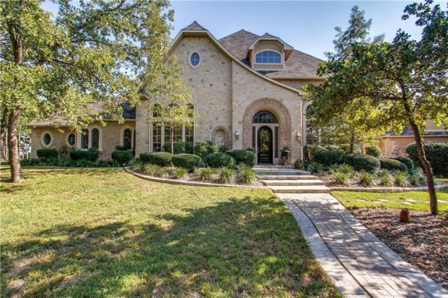 5500 Pine Valley Drive, Flower Mound, TX 75022 (MLS #14052160) :: Real Estate By Design