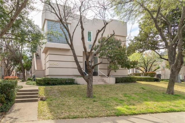 4040 Avondale #303, Dallas, TX 75219 (MLS #14052257) :: Lynn Wilson with Keller Williams DFW/Southlake