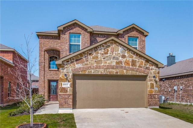 8917 Deadwood Lane, Aubrey, TX 76227 (MLS #14052308) :: RE/MAX Town & Country