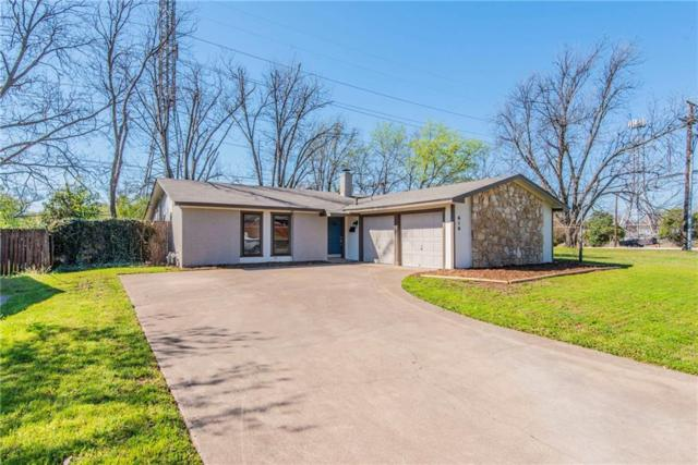 610 W Lovers Lane, Arlington, TX 76010 (MLS #14052331) :: RE/MAX Town & Country