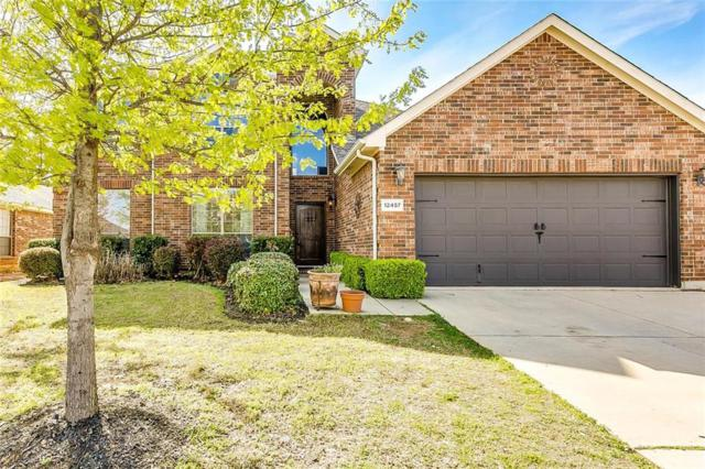 12457 Grey Twig Drive, Fort Worth, TX 76244 (MLS #14052338) :: RE/MAX Town & Country
