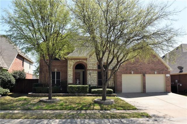 1217 Canyon Creek Drive, Mckinney, TX 75072 (MLS #14052345) :: RE/MAX Town & Country