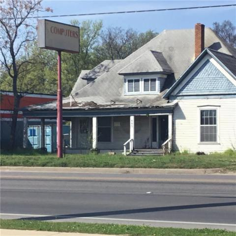 603 N Main Street, Cleburne, TX 76033 (MLS #14052366) :: The Daniel Team
