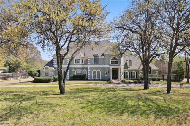 2908 Creek View Drive, Flower Mound, TX 75022 (MLS #14052377) :: The Heyl Group at Keller Williams