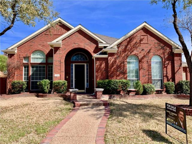 1108 Apache Lake Drive, Carrollton, TX 75010 (MLS #14052434) :: The Rhodes Team
