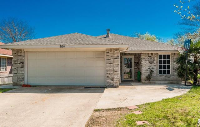 1524 Marion Drive, Dallas, TX 75211 (MLS #14052445) :: The Hornburg Real Estate Group