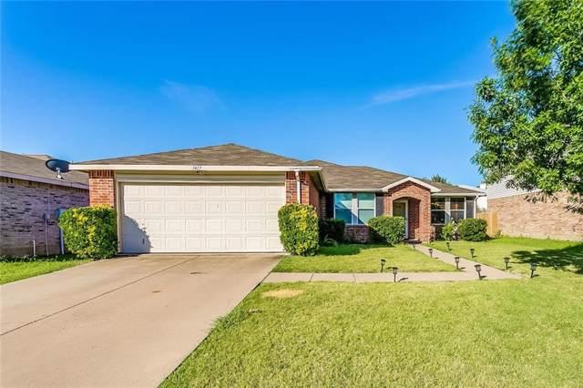 1417 Cherokee Rose Lane, Burleson, TX 76028 (MLS #14052449) :: HergGroup Dallas-Fort Worth