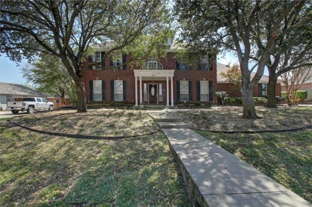 2809 Birmingham Briar Drive, Crowley, TX 76036 (MLS #14052524) :: RE/MAX Landmark