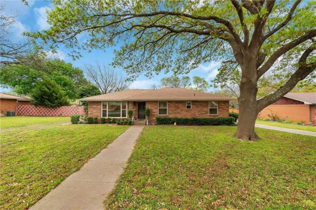 614 Ray Andra Drive, Desoto, TX 75115 (MLS #14052557) :: RE/MAX Town & Country