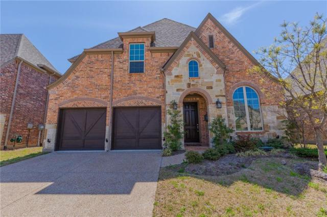 5012 Cyndur Drive, The Colony, TX 75056 (MLS #14052583) :: RE/MAX Town & Country
