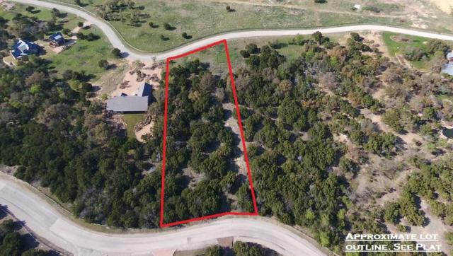Lot 9 Keechi Trail, Possum Kingdom Lake, TX 76449 (MLS #14052643) :: The Heyl Group at Keller Williams