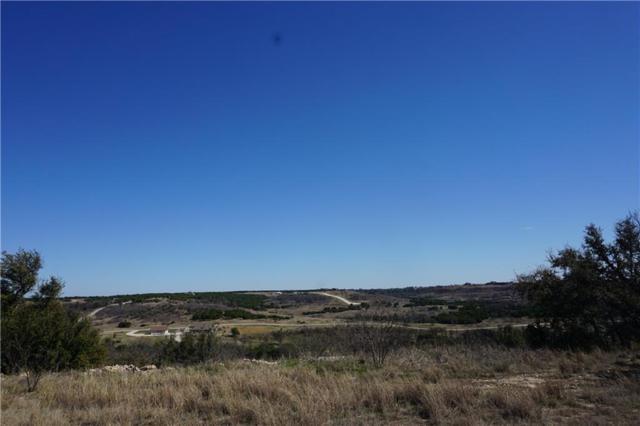 Lt 786 Estacado Court, Possum Kingdom Lake, TX 76449 (MLS #14052701) :: Robbins Real Estate Group