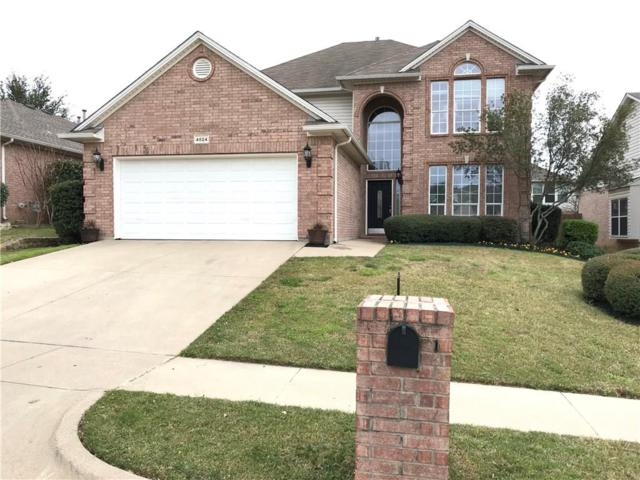4824 Valley Springs Trail, Fort Worth, TX 76244 (MLS #14052758) :: RE/MAX Town & Country