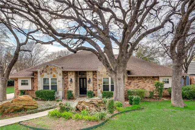 4002 Elmwood Court, Colleyville, TX 76034 (MLS #14052784) :: The Tierny Jordan Network