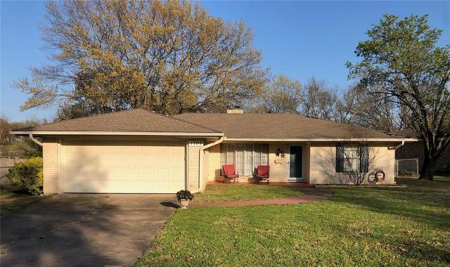 1709 Westside Drive, Sherman, TX 75092 (MLS #14052808) :: RE/MAX Pinnacle Group REALTORS