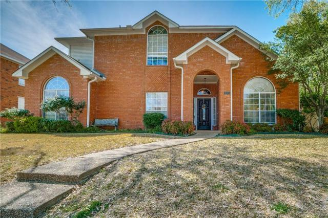 4405 Duck Pond Lane, Rowlett, TX 75088 (MLS #14052816) :: RE/MAX Town & Country