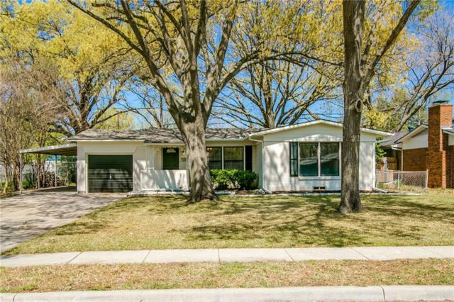 457 Pittman Street, Richardson, TX 75081 (MLS #14052820) :: RE/MAX Landmark