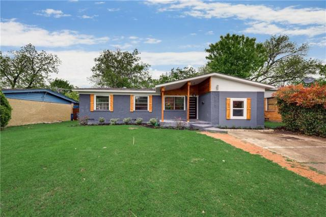3220 Hillglenn Road, Dallas, TX 75228 (MLS #14052832) :: RE/MAX Town & Country