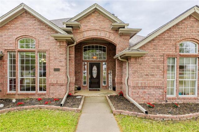1109 Oak Valley Drive, Keller, TX 76248 (MLS #14052901) :: RE/MAX Town & Country