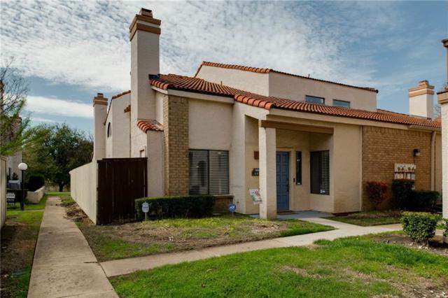 527 Ranch Trail #148, Irving, TX 75063 (MLS #14053130) :: Team Hodnett