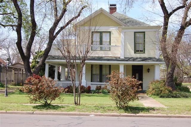 505 N Anglin Street, Cleburne, TX 76031 (MLS #14053135) :: The Daniel Team
