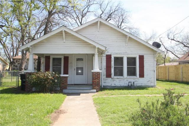 405 Williams Avenue, Cleburne, TX 76033 (MLS #14053174) :: The Daniel Team