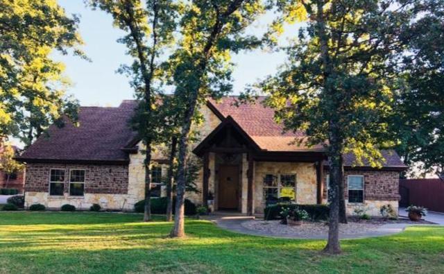 120 Woodland Drive, Krugerville, TX 76227 (MLS #14053222) :: The Hornburg Real Estate Group