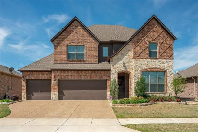 1317 Crater Court, Prosper, TX 75078 (MLS #14053282) :: The Chad Smith Team