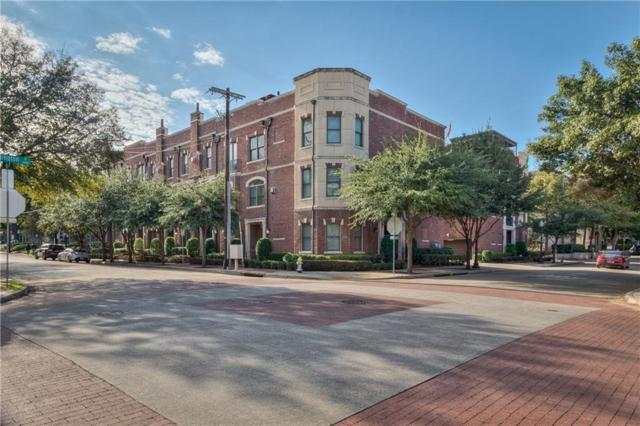2719 State Street, Dallas, TX 75204 (MLS #14053338) :: The Heyl Group at Keller Williams