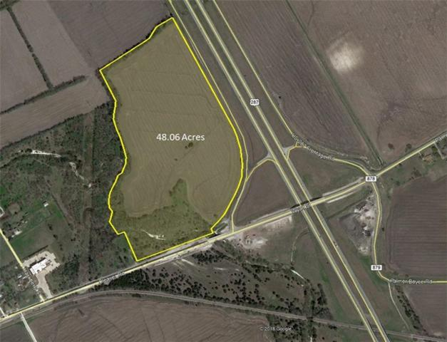 48 acs Hwy 287, Waxahachie, TX 75165 (MLS #14053395) :: Robbins Real Estate Group
