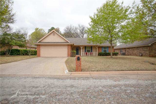 5250 Meadowick Lane, Abilene, TX 79606 (MLS #14053454) :: The Daniel Team