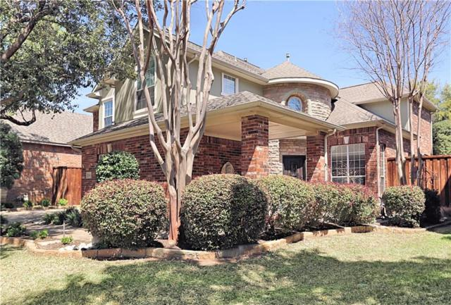3312 Langley Court, Flower Mound, TX 75022 (MLS #14053501) :: RE/MAX Town & Country