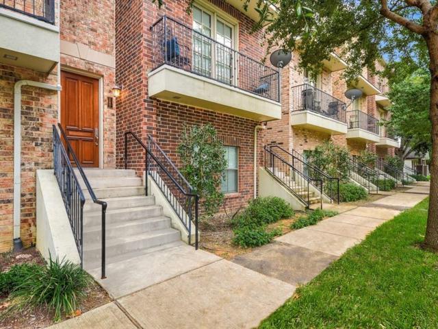 2821 Parmer Avenue #117, Fort Worth, TX 76109 (MLS #14053537) :: Van Poole Properties Group