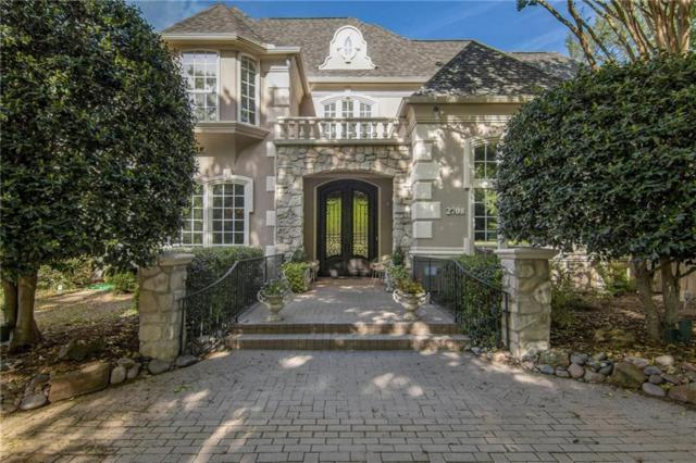 2708 Creek View Drive, Flower Mound, TX 75022 (MLS #14053538) :: RE/MAX Town & Country