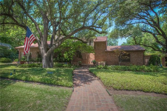 6112 Curzon Avenue, Fort Worth, TX 76116 (MLS #14053543) :: RE/MAX Pinnacle Group REALTORS