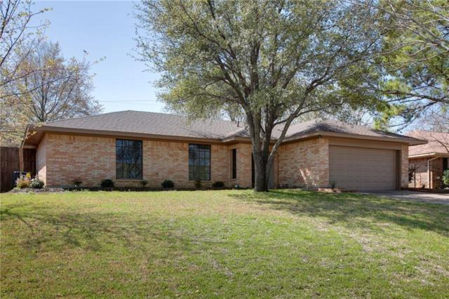 1402 Brazos Boulevard, Lewisville, TX 75077 (MLS #14053554) :: RE/MAX Town & Country