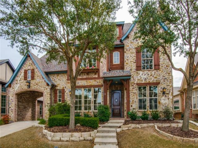 7809 Rosebank, The Colony, TX 75056 (MLS #14053588) :: RE/MAX Town & Country