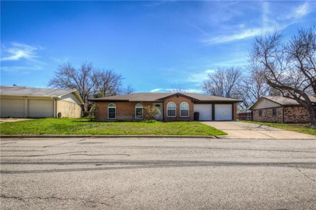 318 Michael Drive, Burleson, TX 76028 (MLS #14053592) :: RE/MAX Town & Country