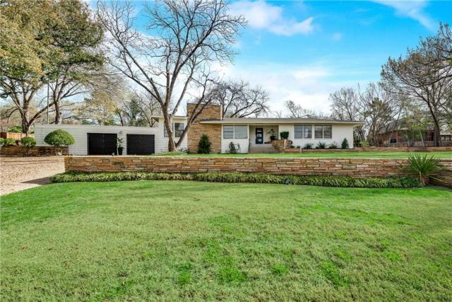 3640 Encanto Drive, Fort Worth, TX 76109 (MLS #14053597) :: Baldree Home Team