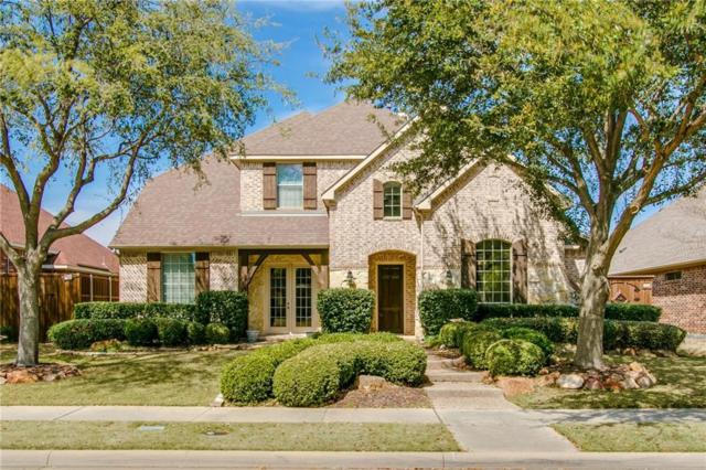 4296 Siena Drive, Frisco, TX 75033 (MLS #14053614) :: Kimberly Davis & Associates