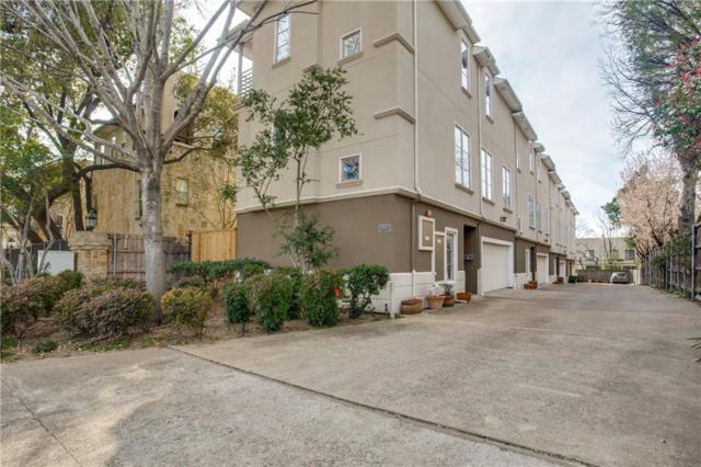 3915 Cole Avenue #2, Dallas, TX 75204 (MLS #14053629) :: Real Estate By Design