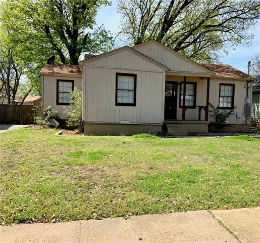 6523 Prosper Street, Dallas, TX 75209 (MLS #14053647) :: The Heyl Group at Keller Williams