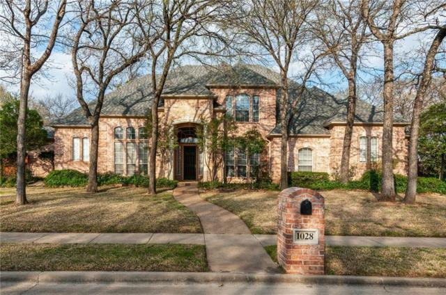 1028 Hardwick Trail, Keller, TX 76248 (MLS #14053655) :: The Paula Jones Team | RE/MAX of Abilene