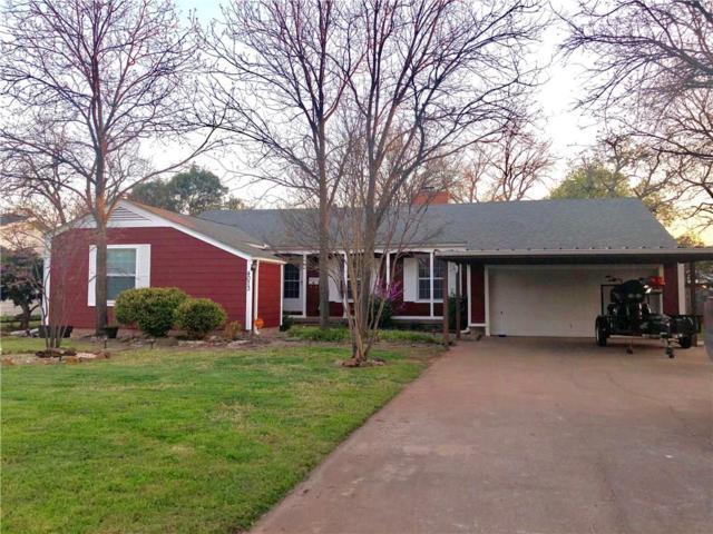 4073 Richmond Street, Abilene, TX 79605 (MLS #14053696) :: RE/MAX Town & Country
