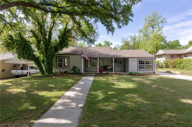 6463 Garland Avenue, Fort Worth, TX 76116 (MLS #14053726) :: The Heyl Group at Keller Williams