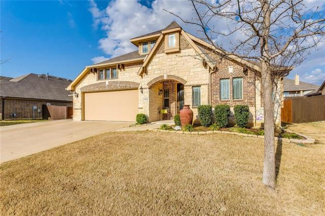 972 Tara Drive, Burleson, TX 76028 (MLS #14053737) :: The Chad Smith Team